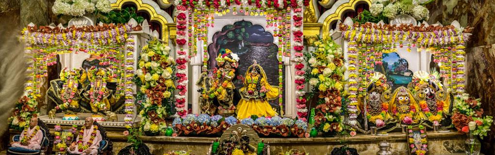 Janmastami Altar