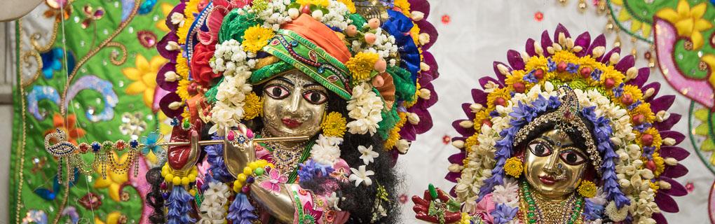 Sri Sri Radha Gopivallabha - Gaura Purnima 2020