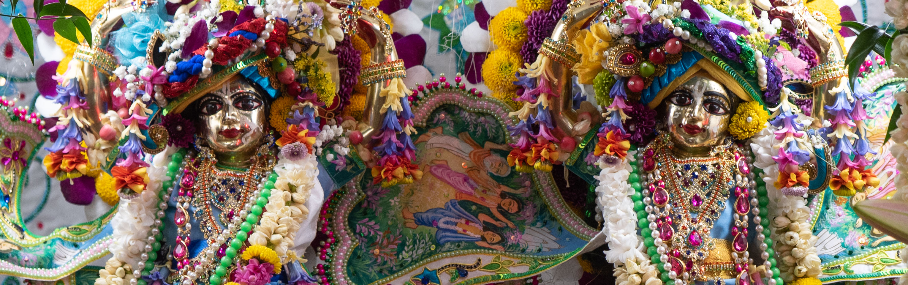 Gaura Purnima 2021 - Sri Sri Gaura Nita (close)