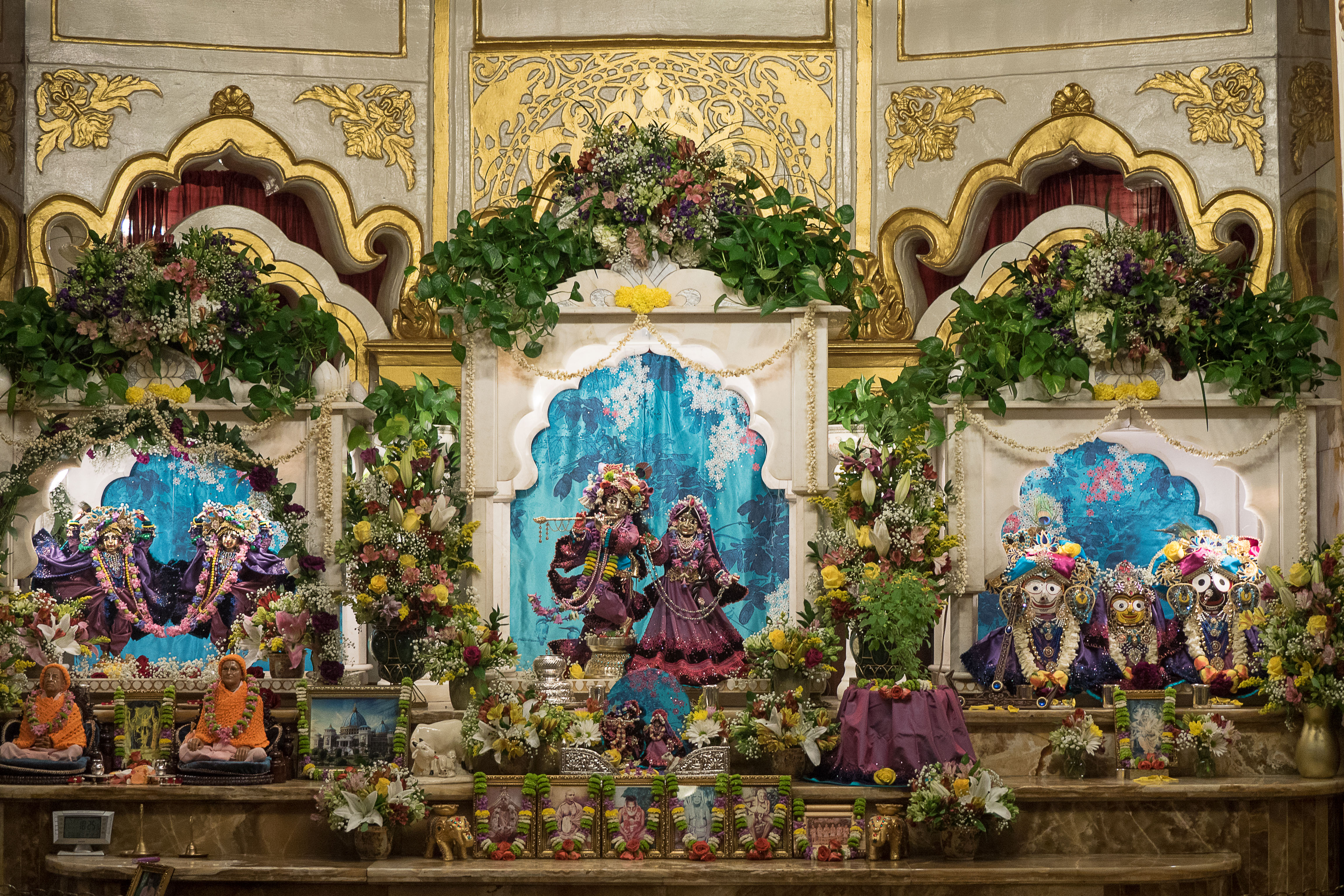 Weekly Calendar Schedule : Appearance day of lord nityananda wed feb