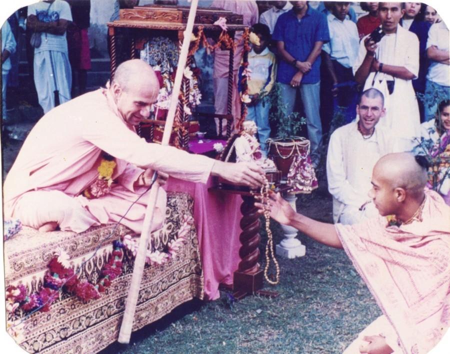 Trivikrama Swami, June 5, 1990