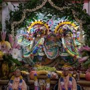 Sri Sri Gaura Nitai Altar